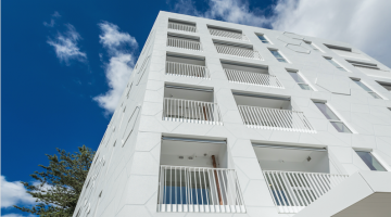 First 10 Homestar rated Daisy apartment building utilises Firth EcoLabel concrete