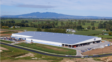 Fosters and Firth deliver massive Visy facility ahead of schedule
