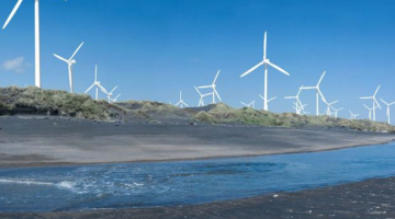 Firth mobilises for supply to new wind farm in Taranaki