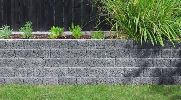 Retaining wall options for every situation - by Firth
