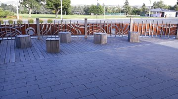 Firth PaveWare® range helps create sharp, clean lines in Taupo upgrades