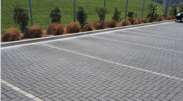 Firth's EcoPave® Permeable Paving solutions support move toward SuDS