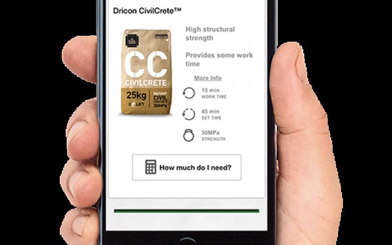 Dricon® App