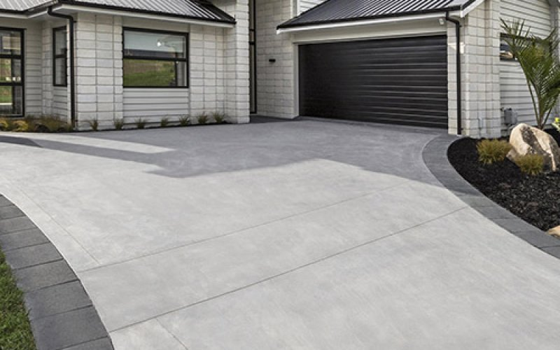 New Concrete Driveways - What To Expect