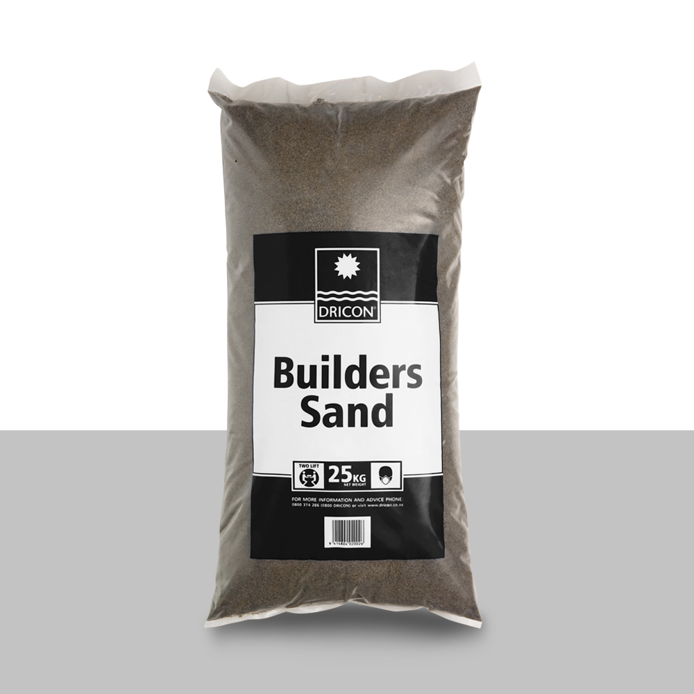 DRICON BUILDERS SAND PP