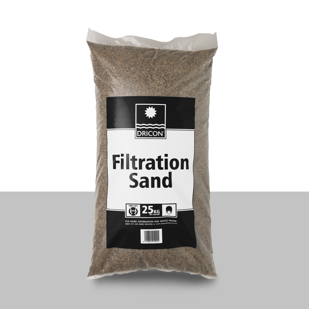 DRICON FILTRATION SAND PP