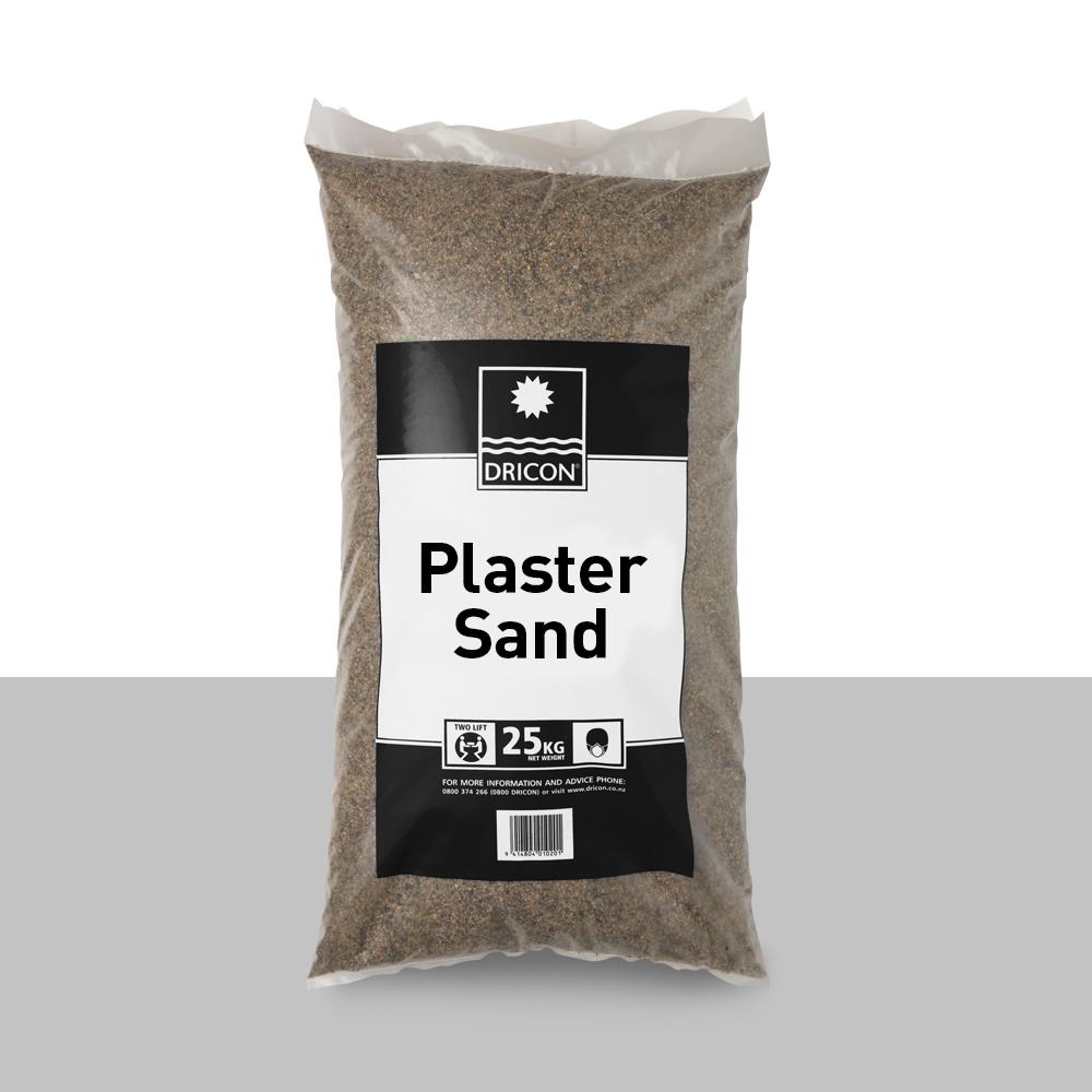 DRICON PLASTER SAND PP