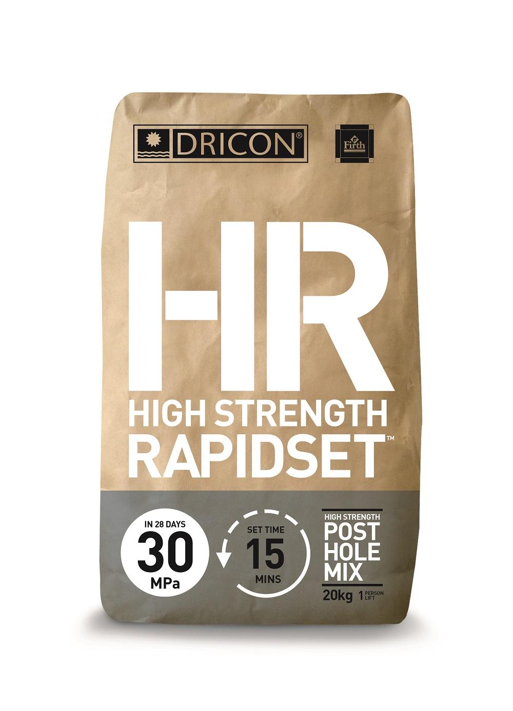 High Strength RapidSet