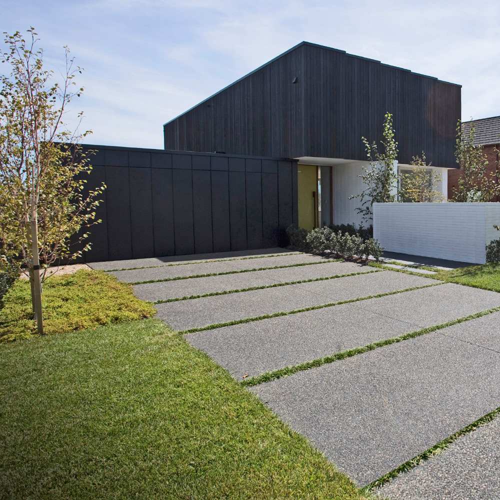 Exposed aggregate concrete nz firth concrete for Shell driveway calculator