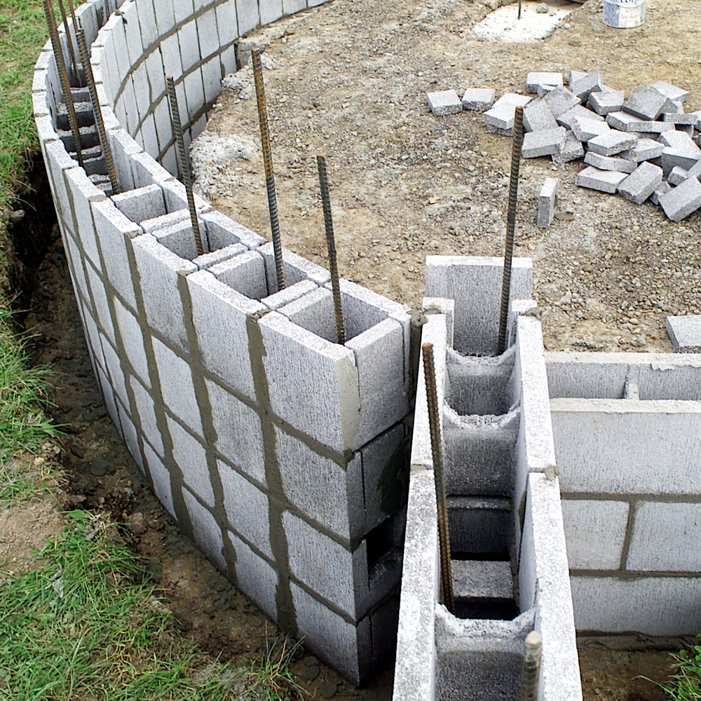 Commercial Masonry Firth Blocks