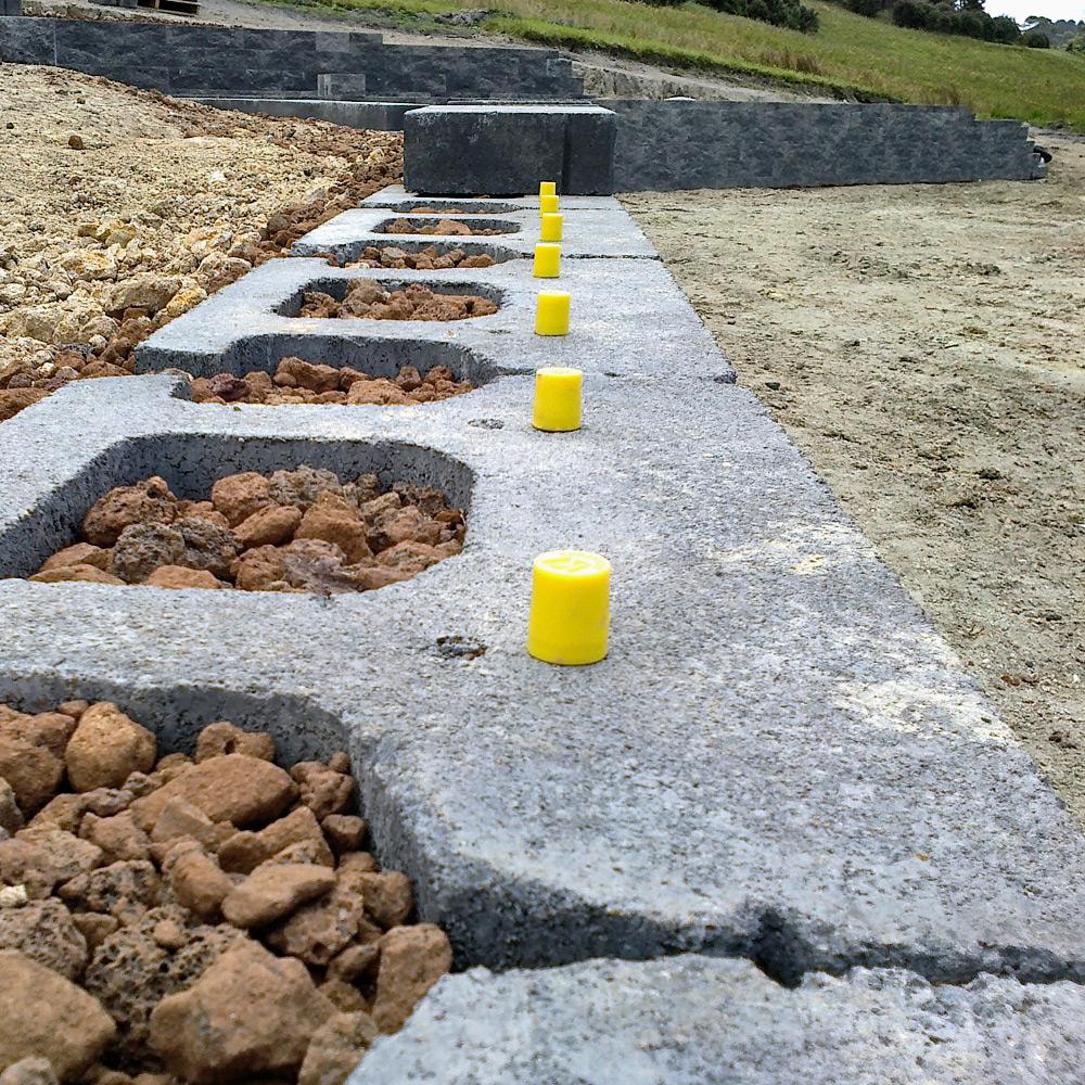 Keystone Compac Iv Retaining Walls Firth